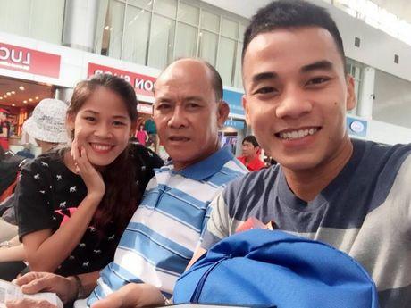 2 chi em VDV Di bo Nguyen Thanh Phuc va Nguyen Thanh Ngung: 'Thuoc do thanh cong, chi co the la su kho luyen' - Anh 2