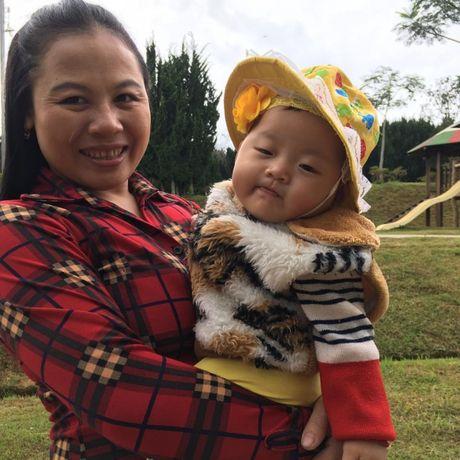 Gia dinh nha vo dich Paralympic Le Van Cong: Hanh phuc den tu nhung dieu gian di - Anh 2