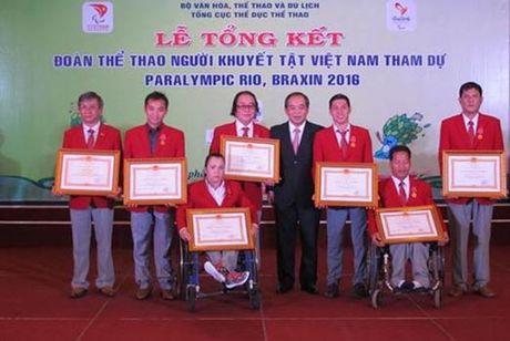 Gia dinh nha vo dich Paralympic Le Van Cong: Hanh phuc den tu nhung dieu gian di - Anh 3