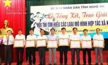 Tim hieu cac mo hinh HTX kieu moi nhan duoc giai thuong - Anh 3