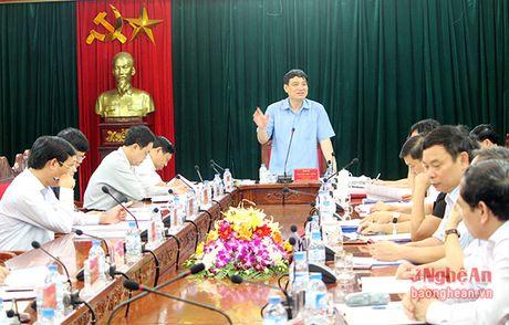 Dong chi Nguyen Dac Vinh: Can tao suc hap dan trong phat trien cac vung mien - Anh 1