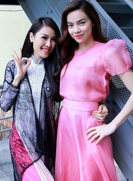 Khong phai Thanh Hang hay Le Quyen, day moi la ban tri ky that su cua Ho Ngoc Ha - Anh 1