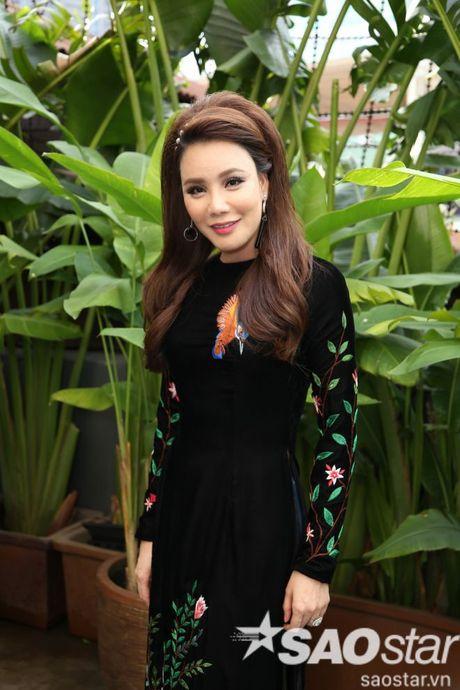 Ho Quynh Huong: 'Cang gia toi cang so dien canh than mat voi dan ong' - Anh 1