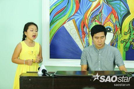 Bo lo tuyen sinh, Mai Anh van co mot hanh trinh day cam xuc toi chung ket The Voice Kids - Anh 1