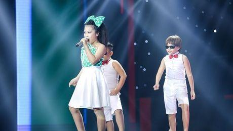 Bo lo tuyen sinh, Mai Anh van co mot hanh trinh day cam xuc toi chung ket The Voice Kids - Anh 3