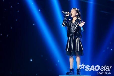 Bo lo tuyen sinh, Mai Anh van co mot hanh trinh day cam xuc toi chung ket The Voice Kids - Anh 4