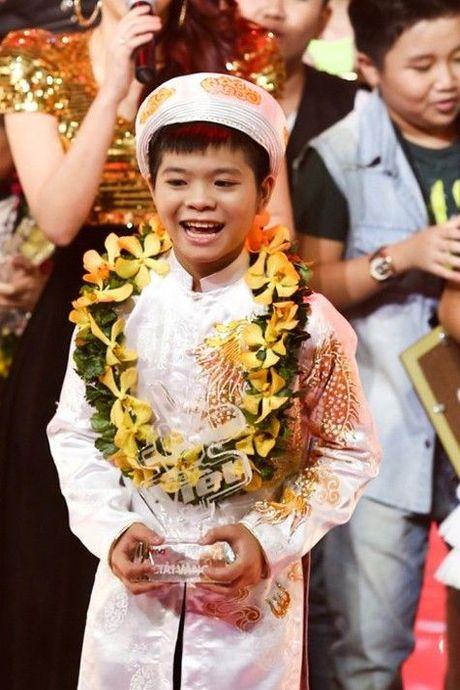 Thuy Binh va con so 7 'dinh menh' cua Quan quan Giong hat Viet nhi - Anh 1