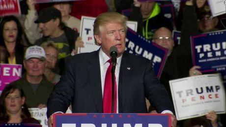 Donald Trump muon huy bo bau cu My va duoc cong bo la nguoi chien thang - Anh 1
