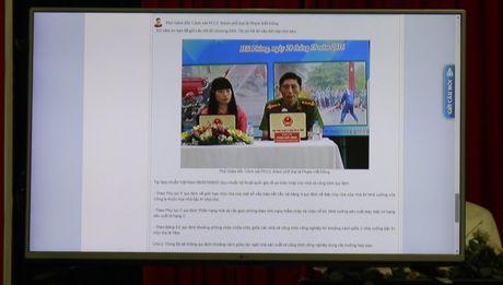 Hai Phong: 'Canh sat Phong chay chua chay khong loi dung quy dinh xu phat de 'yeu sach' - Anh 2