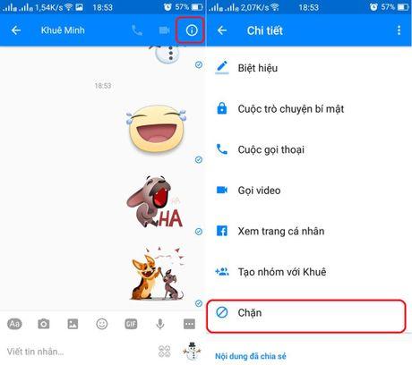 7 meo cuc hay tren Facebook Messenger co the ban chua biet - Anh 2
