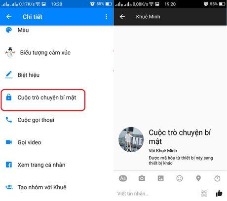 7 meo cuc hay tren Facebook Messenger co the ban chua biet - Anh 4