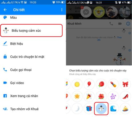 7 meo cuc hay tren Facebook Messenger co the ban chua biet - Anh 5