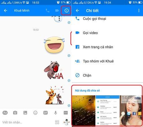 7 meo cuc hay tren Facebook Messenger co the ban chua biet - Anh 6