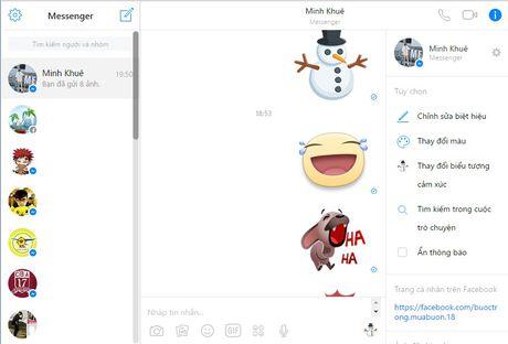 7 meo cuc hay tren Facebook Messenger co the ban chua biet - Anh 8
