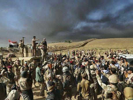 900 ten IS bi giet trong chien dich tai chiem Mosul - Anh 1