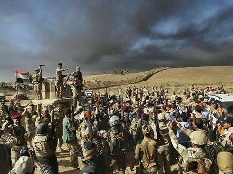 900 ten IS bi giet trong chien dich tai chiem Mosul - Anh 2