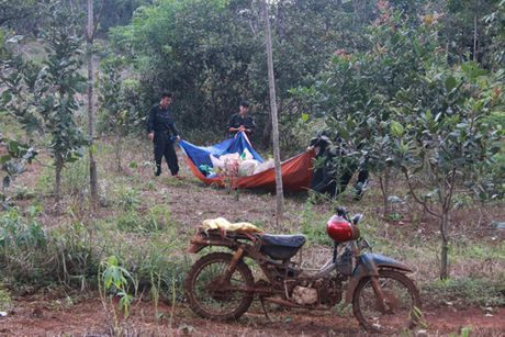 2 bi can no sung lam 3 nguoi chet o Dak Nong bi bat - Anh 3