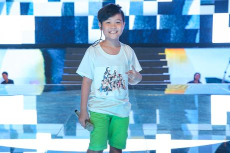 Thi sinh The Voice Kids met moi tap luyen cho dem chung ket - Anh 3