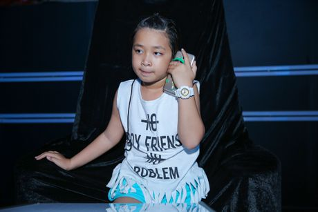 Thi sinh The Voice Kids met moi tap luyen cho dem chung ket - Anh 8