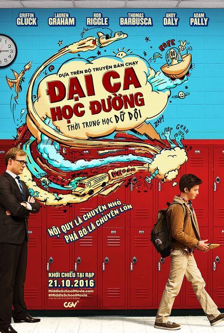 'Dai ca hoc duong': Khi tre em phan khang - Anh 1