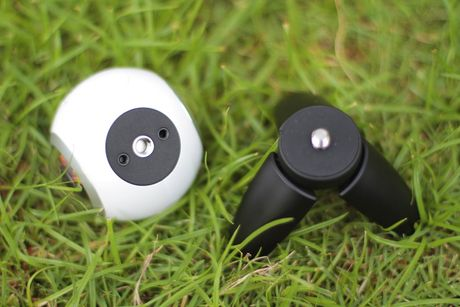 Danh gia Samsung Gear 360: Thiet ke dep, anh 360 do an tuong - Anh 2