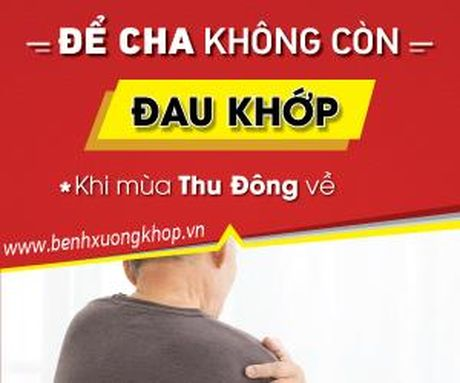 De cha me khong con dau khop khi mua Thu Dong ve - Anh 1