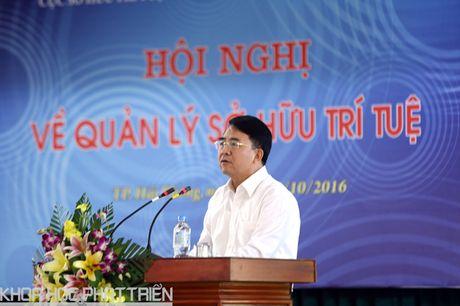 Cong tac so huu tri tue 2015: Hon 80% so luong don da duoc xu ly - Anh 2