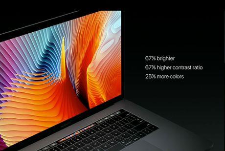 Appe ra mat MacBook Pro 2016: 'Lot xac' hoan toan, them tinh nang moi - Anh 11