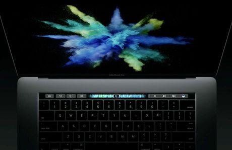 Appe ra mat MacBook Pro 2016: 'Lot xac' hoan toan, them tinh nang moi - Anh 13