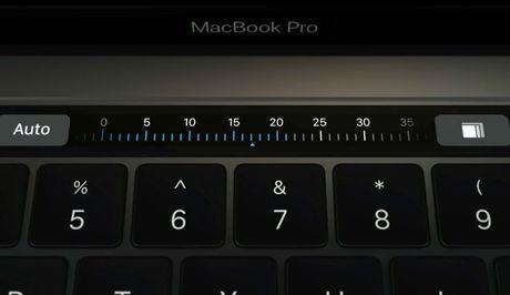 Appe ra mat MacBook Pro 2016: 'Lot xac' hoan toan, them tinh nang moi - Anh 16