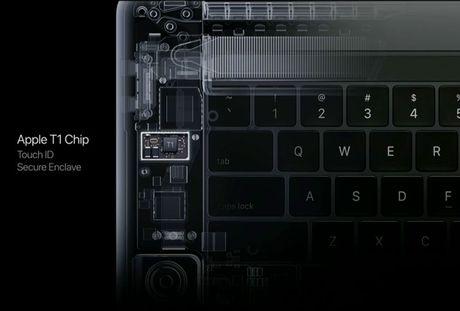 Appe ra mat MacBook Pro 2016: 'Lot xac' hoan toan, them tinh nang moi - Anh 17