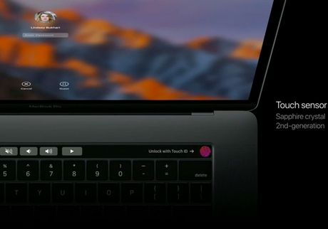 Appe ra mat MacBook Pro 2016: 'Lot xac' hoan toan, them tinh nang moi - Anh 18