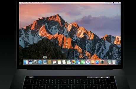 Appe ra mat MacBook Pro 2016: 'Lot xac' hoan toan, them tinh nang moi - Anh 7