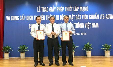 Bo TT&TT trao giay phep 4G cho VNPT; phat hien 2 luc dia bien mat 60 trieu nam truoc - Anh 1
