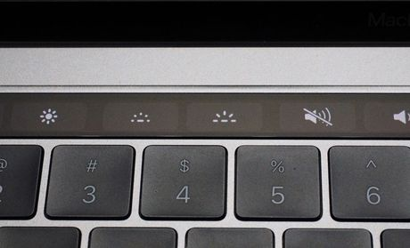Can canh ve dep cua MacBook Pro 2016 - Anh 22