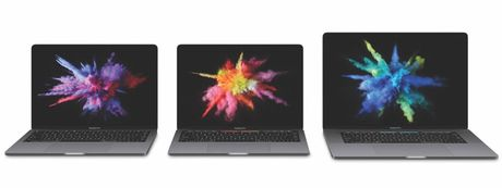 Can canh ve dep cua MacBook Pro 2016 - Anh 2