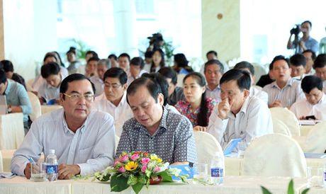 Pho bien quan triet Luat Bao chi 2016 toi cac tinh phia Nam - Anh 3