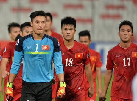 U19 Viet Nam: Thanh tich lich su, muc thuong chua...lich su! - Anh 1