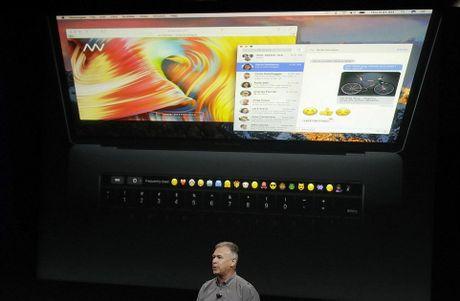 MacBook moi ra mat voi dien mao dot pha - Anh 1