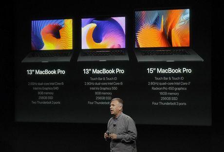 MacBook moi ra mat voi dien mao dot pha - Anh 4