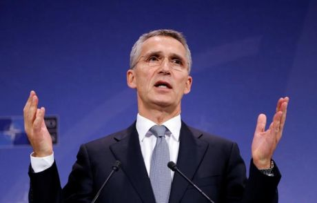 NATO to Nga pho truong luc luong 'dan mat' phuong Tay - Anh 1