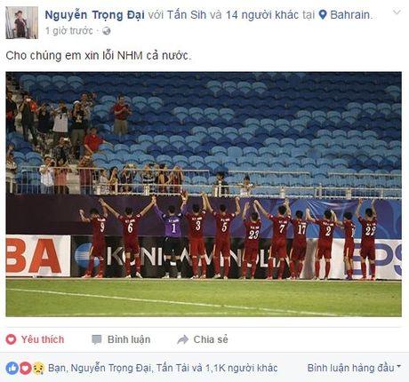 Doi truong U19 Viet Nam gui loi xin loi nguoi ham mo - Anh 2
