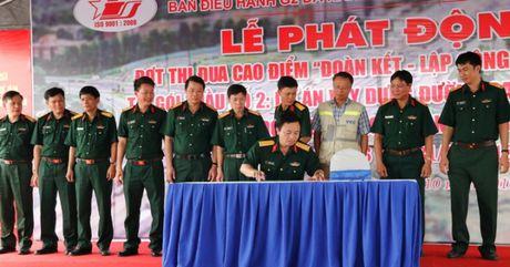 Cao toc Da Nang- Quang Ngai: Phat dong 60 ngay 'quyet thang' ve dich - Anh 5