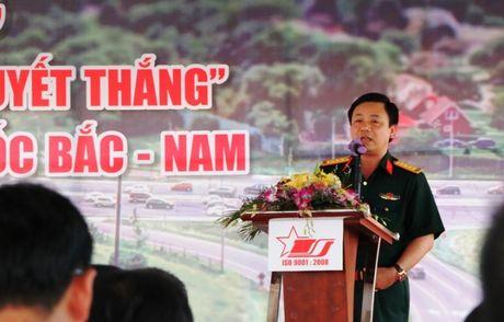 Cao toc Da Nang- Quang Ngai: Phat dong 60 ngay 'quyet thang' ve dich - Anh 6