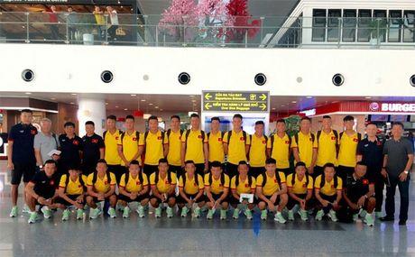U19 Viet Nam: Khi di im ang khi ve rinh rang - Anh 1