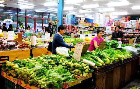 CPI thang 10 tang manh, lam phat dang o muc 4% - Anh 1