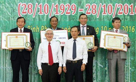 Nganh cao su ky niem 87 nam Ngay truyen thong - Anh 1