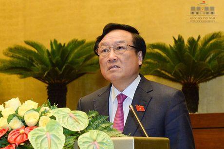 Chanh an TAND Toi cao: Khong co oan sai trong vu Tran Van Vot - Anh 1