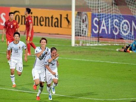 U19 Nhat Ban chi gap kho khi da voi lua Cong Phuong - Anh 2