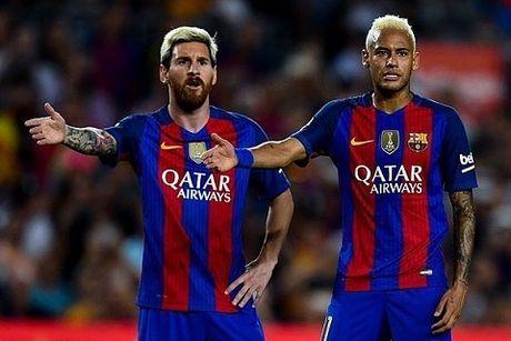 Neymar chang la gi neu khong co Messi - Anh 1